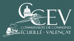 logo communauté de communes écueillé - valençay