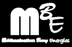 Logo de l'association méthanisation Berry énergies